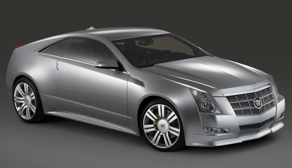 2012 Cadillac Cts Coupe #14