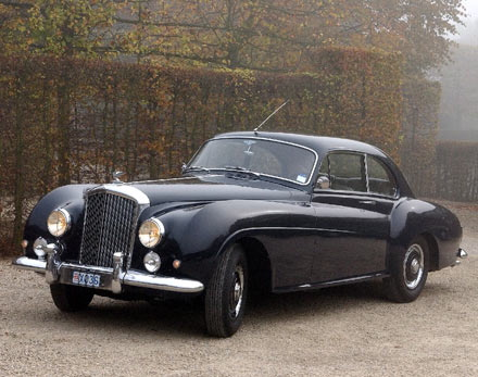 1952 Bentley R Type Continental #16