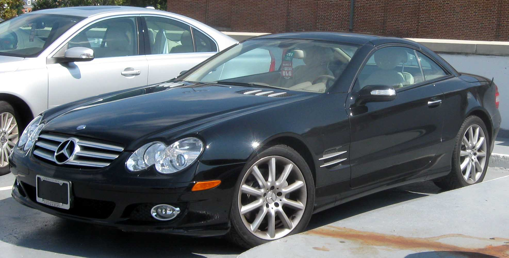 2007 Mercedes-Benz SL #2