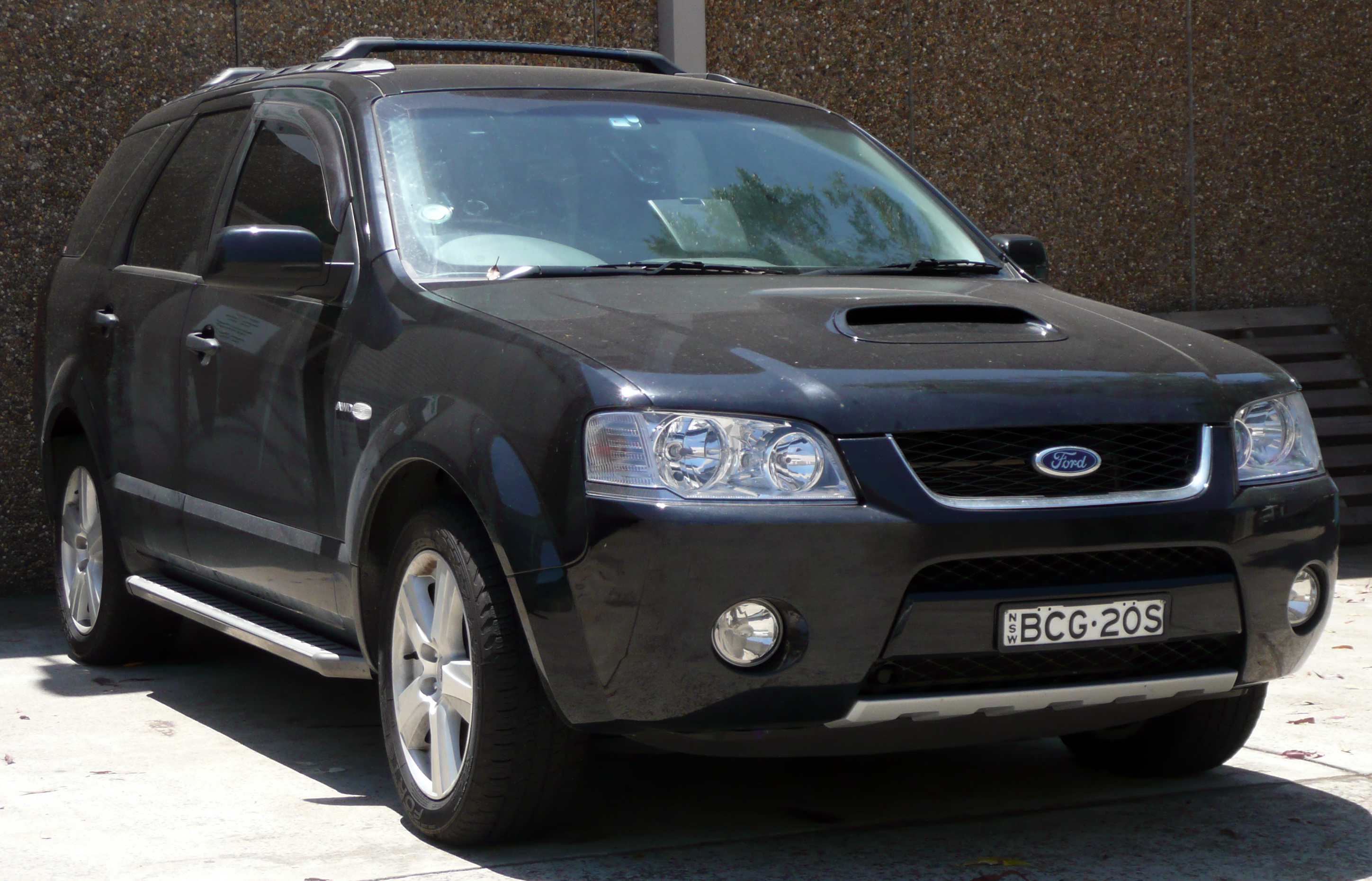 2006 Ford Territory #5