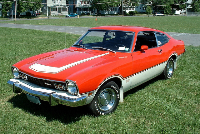 1973 Ford Maverick #14