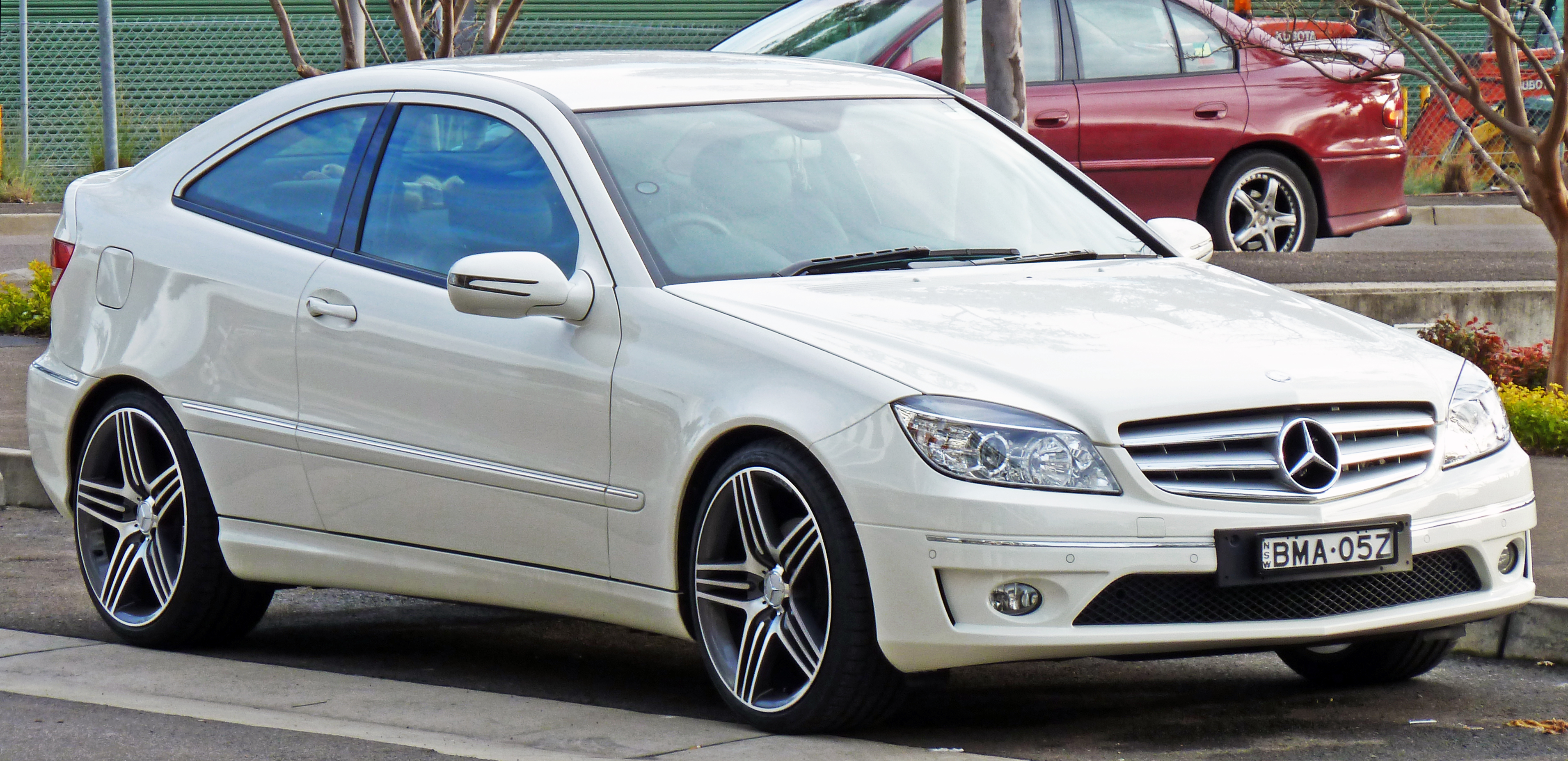 2010 Mercedes-Benz CLC #1