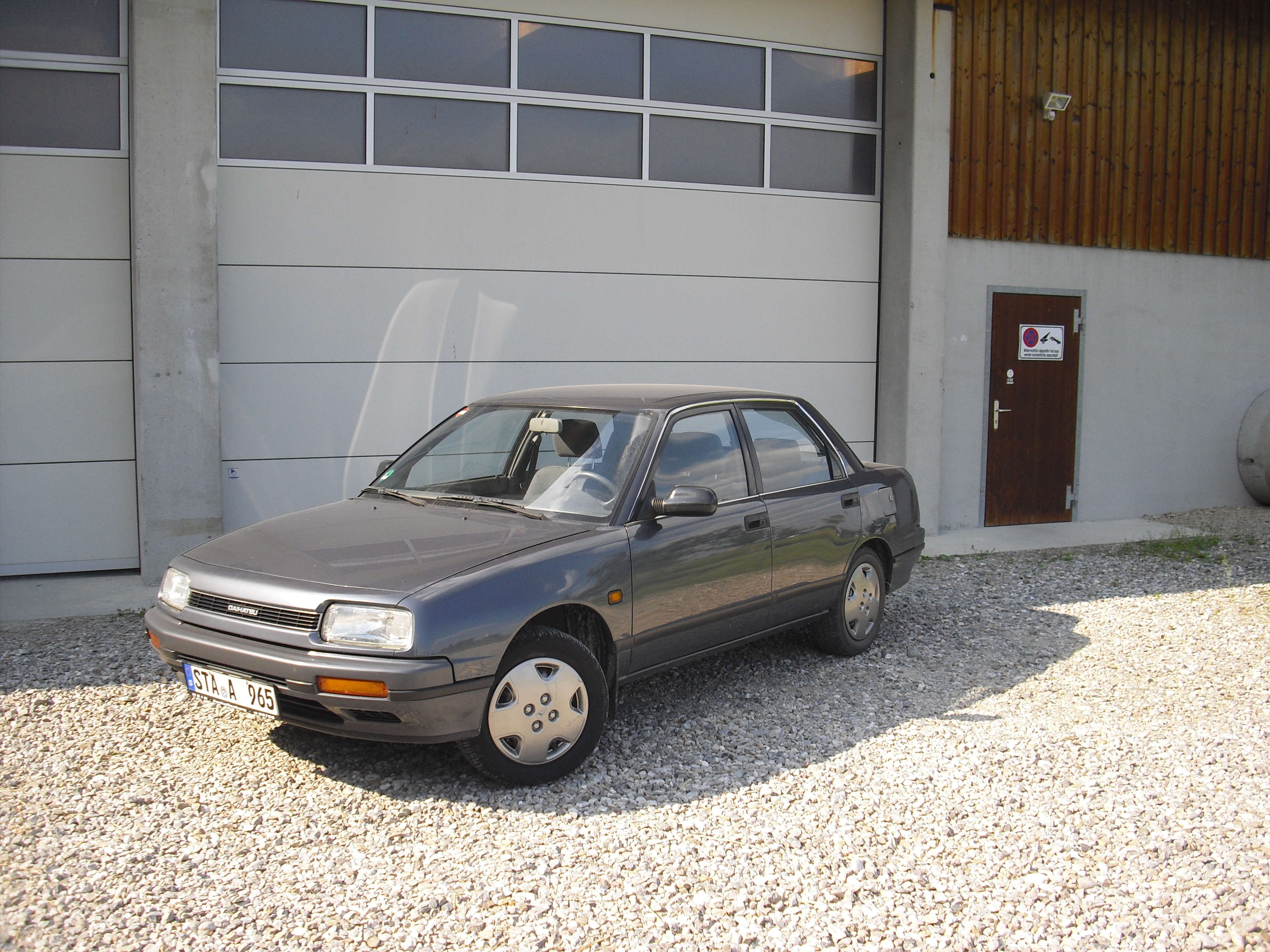 1992 Daihatsu Applause #5