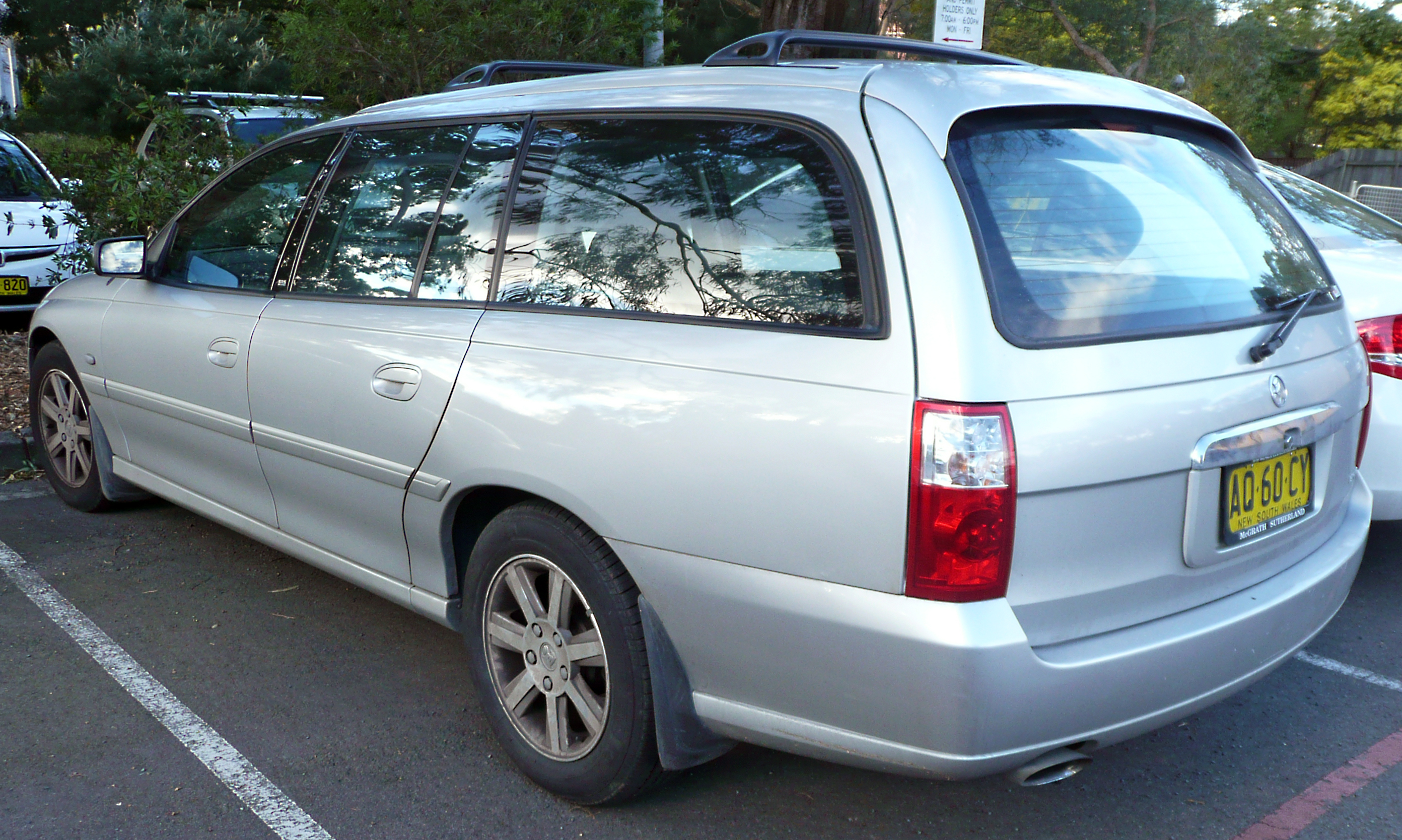2004 Holden Berlina #11