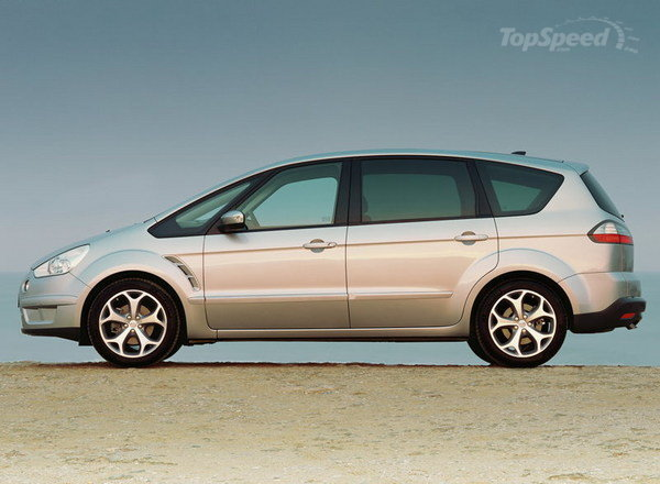 2007 Ford S-Max #11