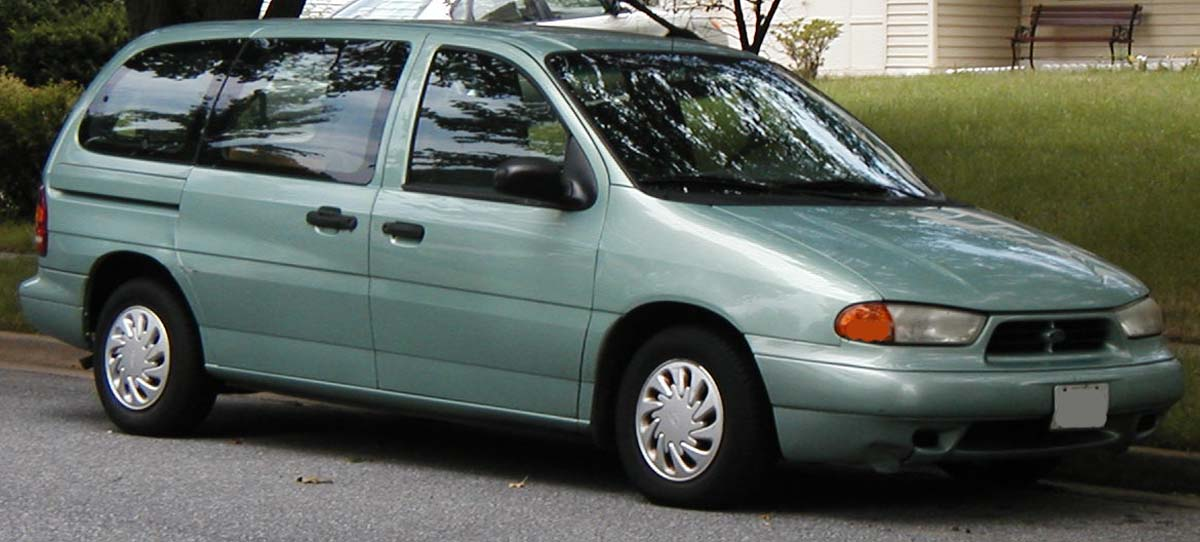 1998 Ford Windstar #1