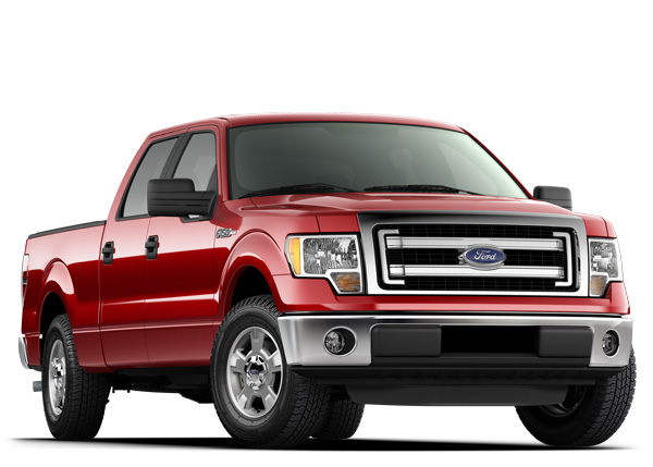2013 Ford F-150 #9