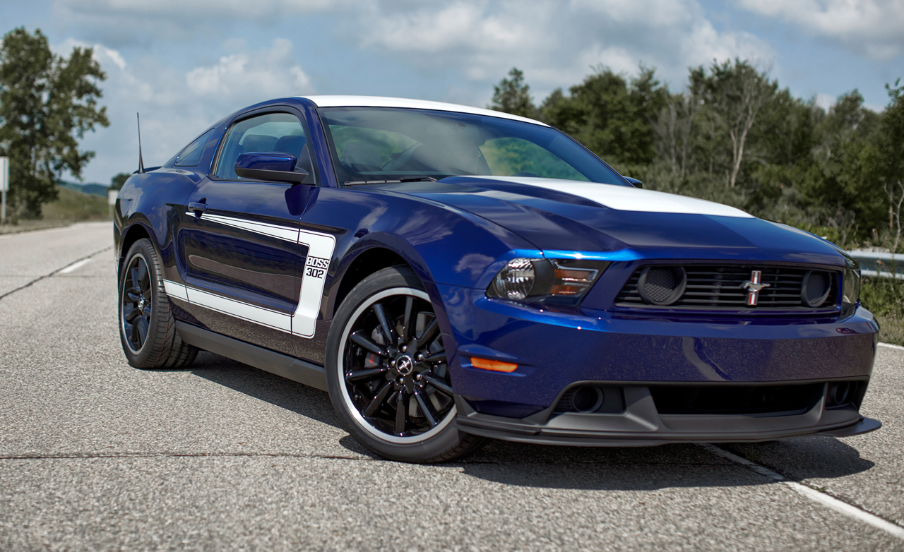 2012 Ford Mustang #3