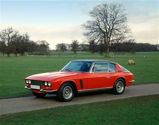 1968 Jensen Interceptor #12
