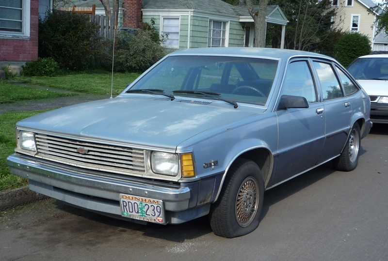 Chevrolet Citation #7