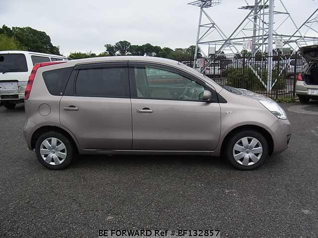 2008 Nissan Note #11