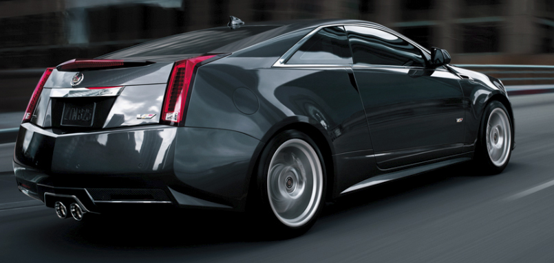 2011 Cadillac Cts Coupe #15