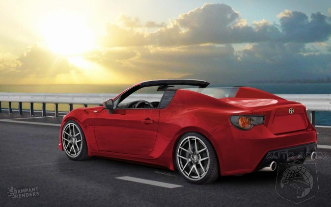 2014 Scion Fr-s Convertible #12