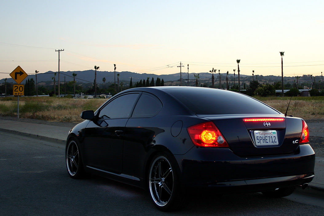 2007 Scion Tc #9