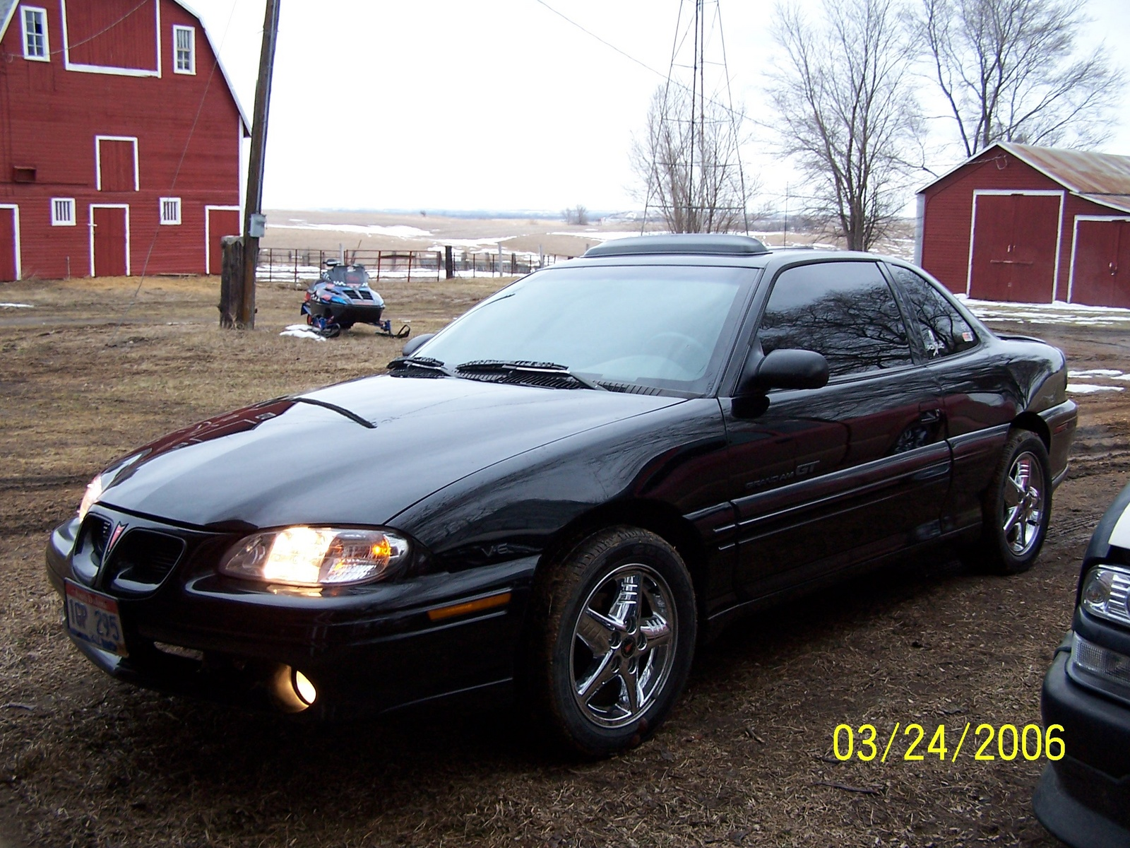 1997 Pontiac Grand Am #5