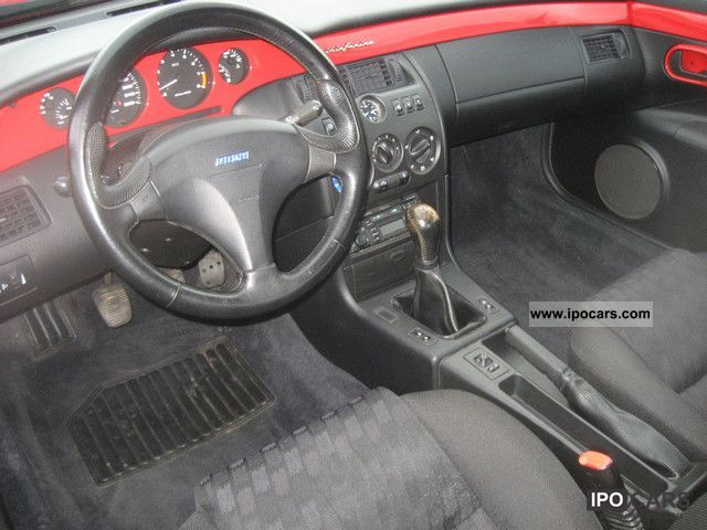 1998 Fiat Coupe #11