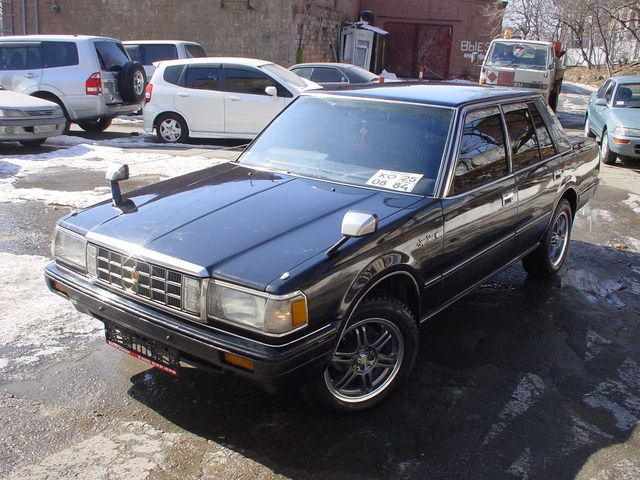 1986 Toyota Crown #3