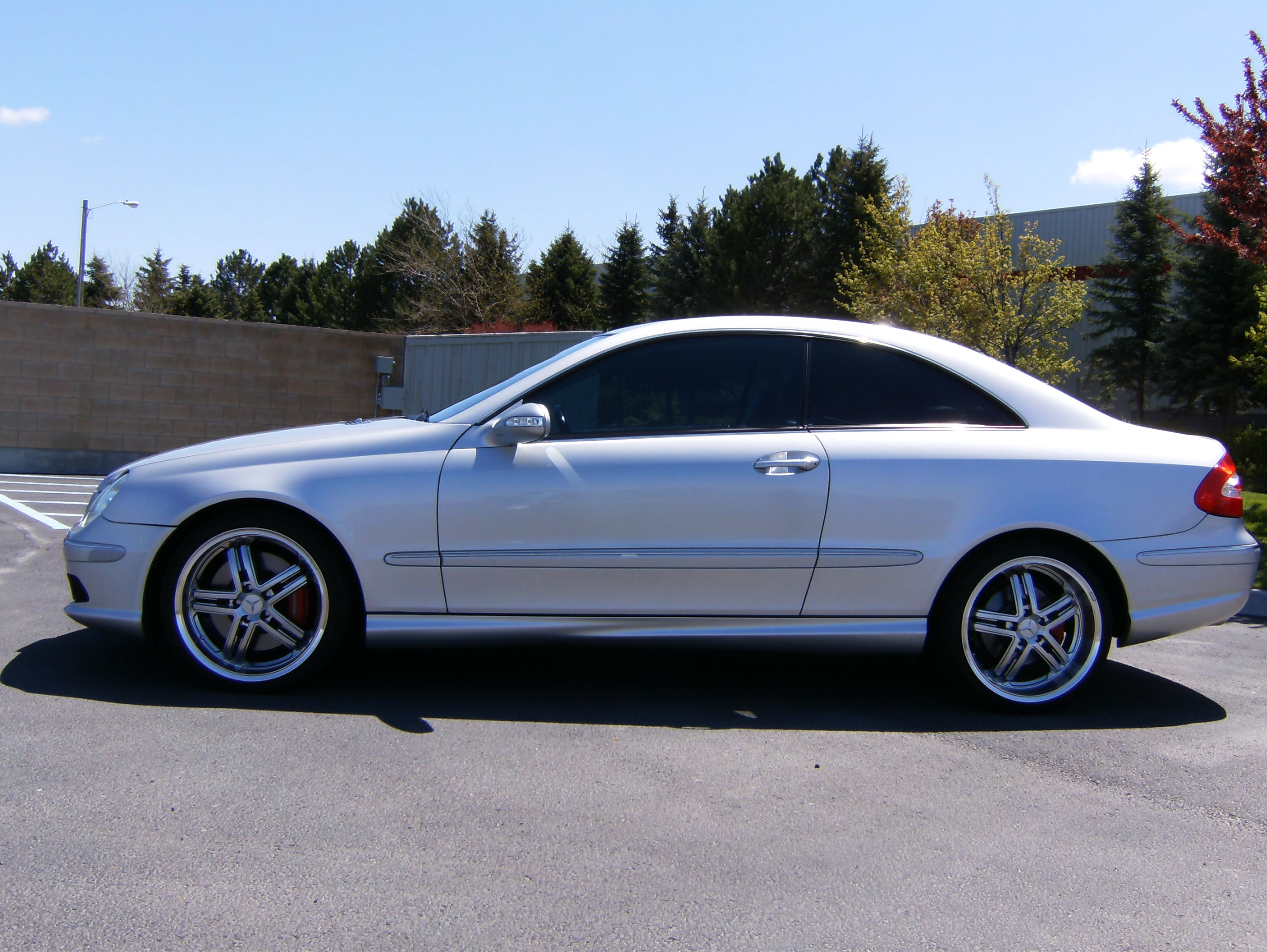 2004 Mercedes-Benz CLK #12