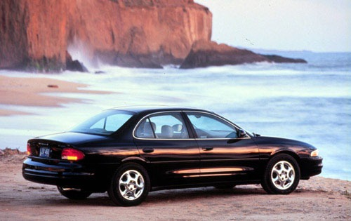 2001 Oldsmobile Intrigue #4