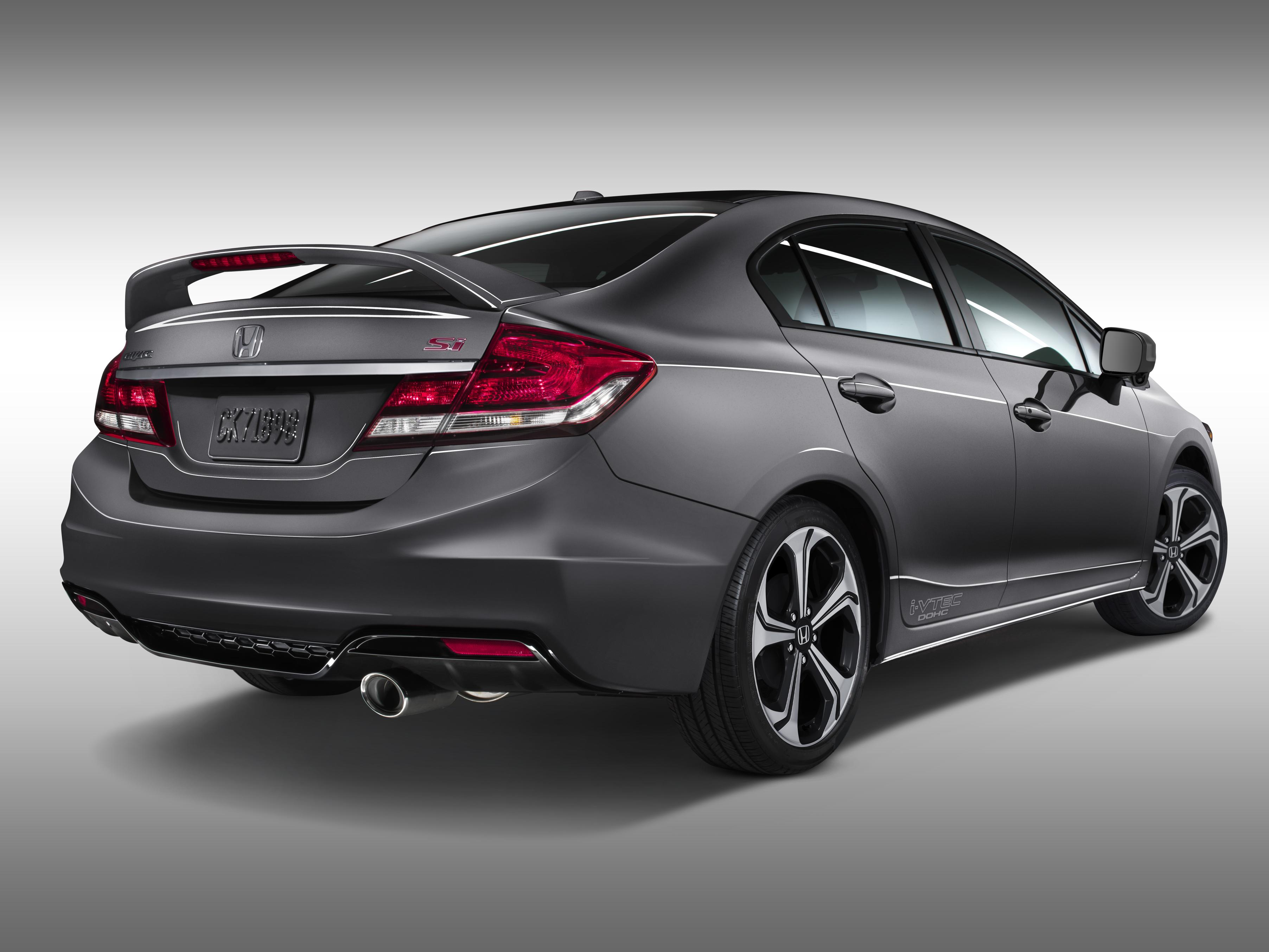 2015 Honda Civic #6