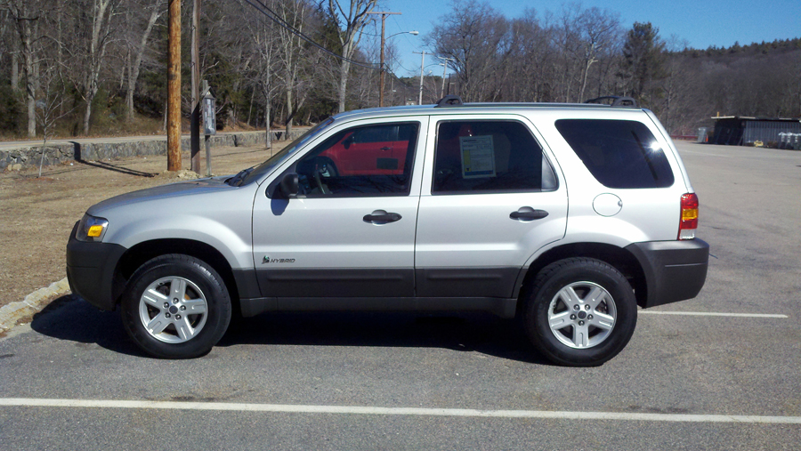 2006 Ford Escape Hybrid #7