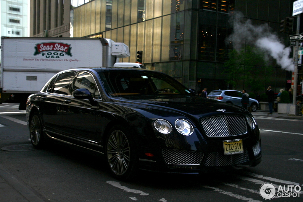2010 Bentley Continental Flying Spur Speed #12