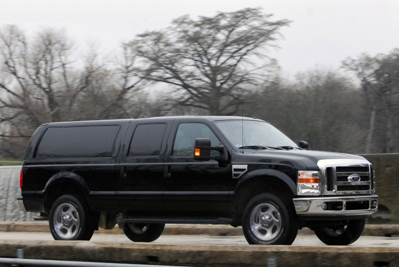 Ford Excursion #2