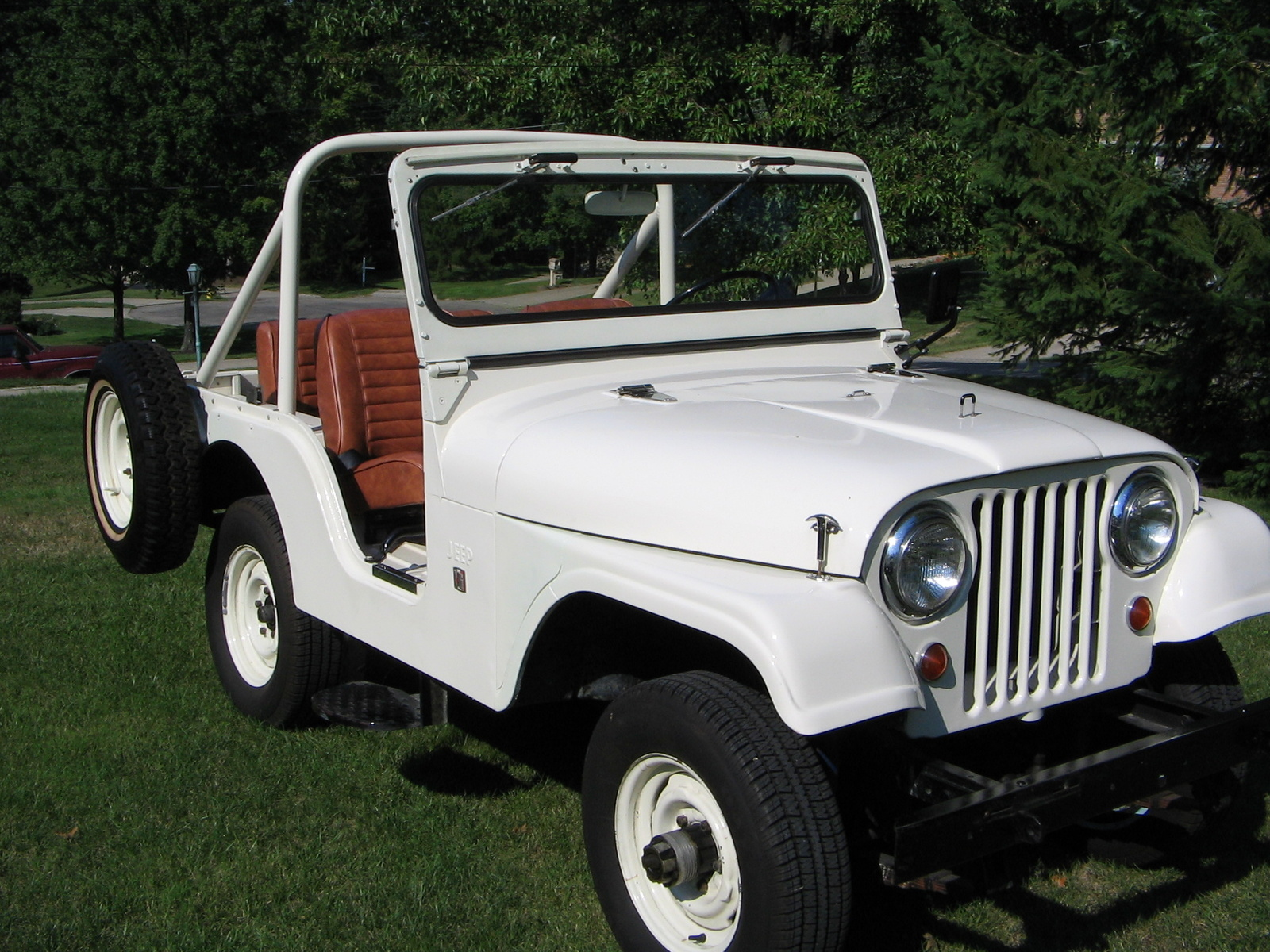 1970 Kaiser Jeep Cj5 Wiring Photos Informations Articles 1600x1200