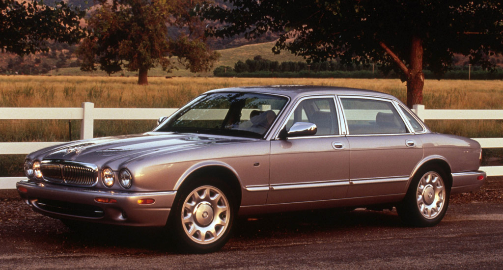 2000 Jaguar Xj-series #4