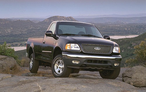 2000 Ford F-150 #7