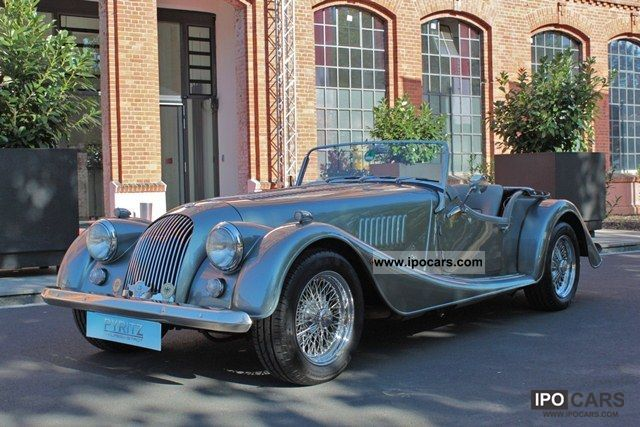 1998 Morgan Plus 4 #2