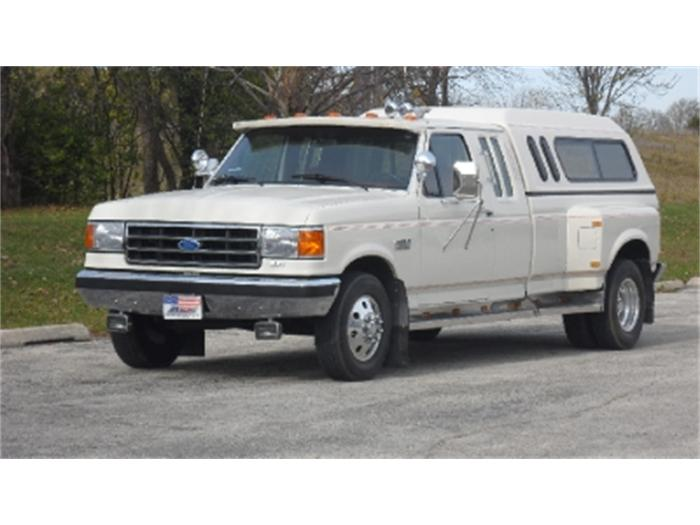 1991 Ford F-350 #2