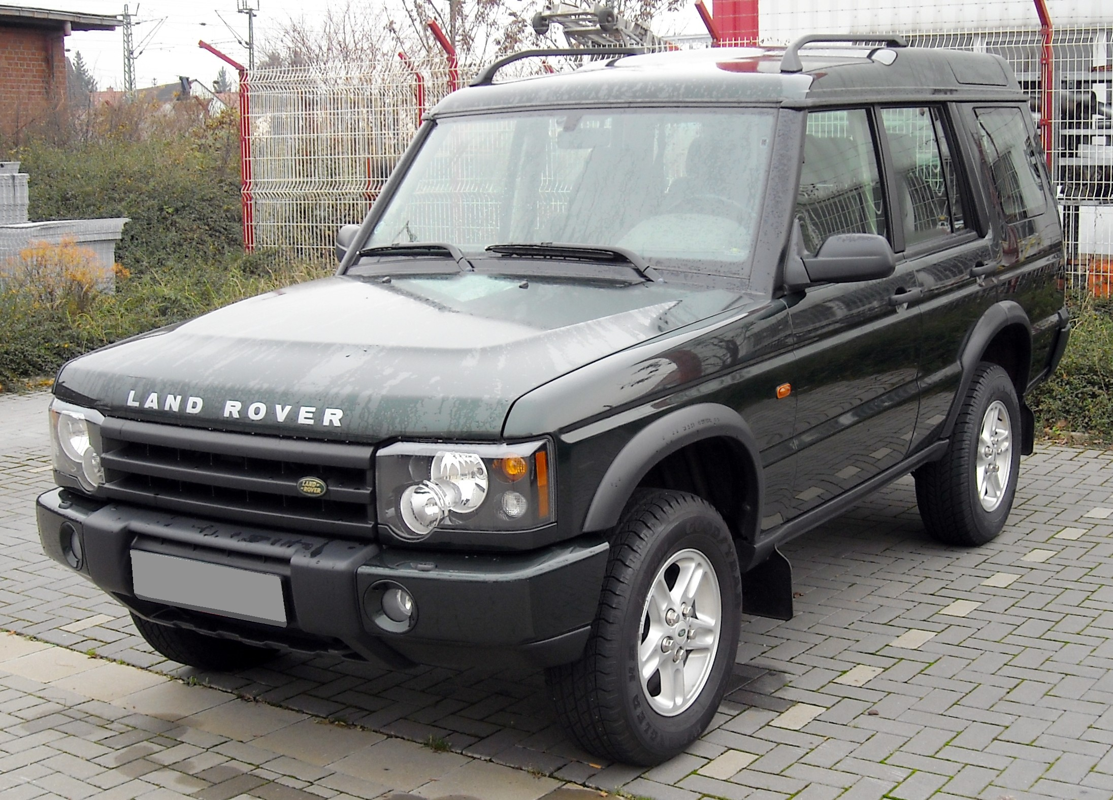 2003 Land Rover Discovery #10