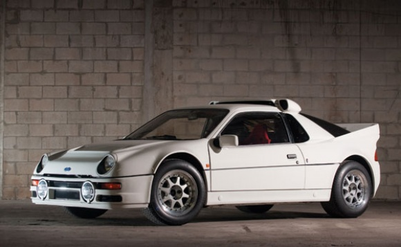 Ford RS 200 #2