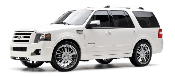 2009 Ford Expedition #9