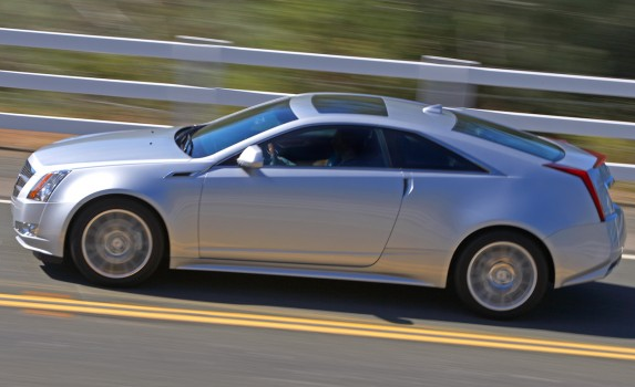 2012 Cadillac Cts Coupe #13
