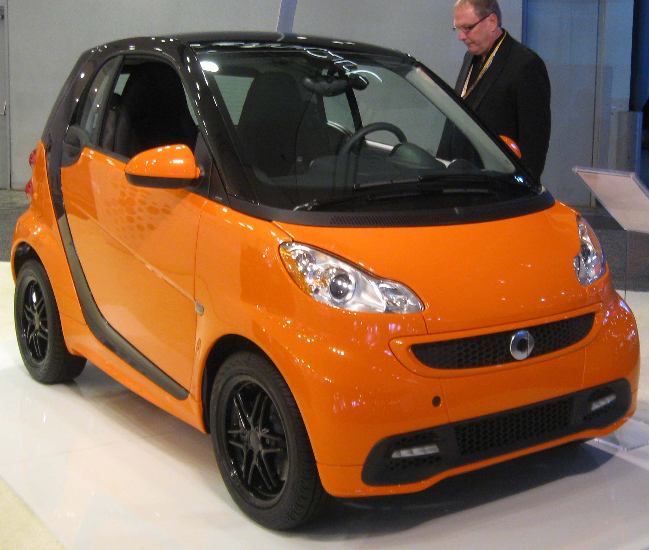 2013 Smart Fortwo #3
