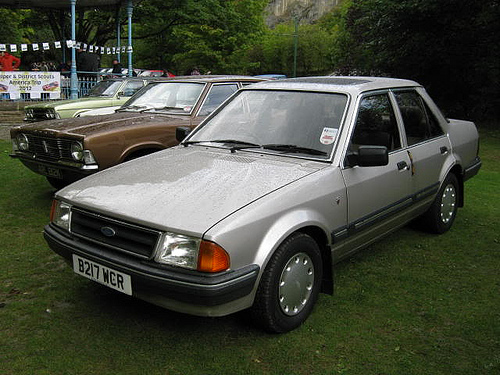 1985 Ford Orion #9