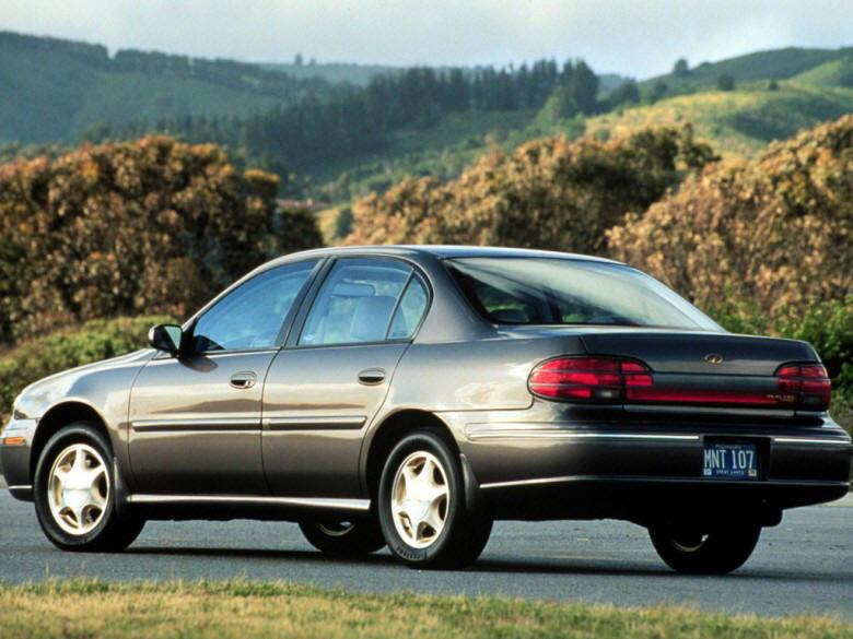 1997 Oldsmobile Cutlass #6