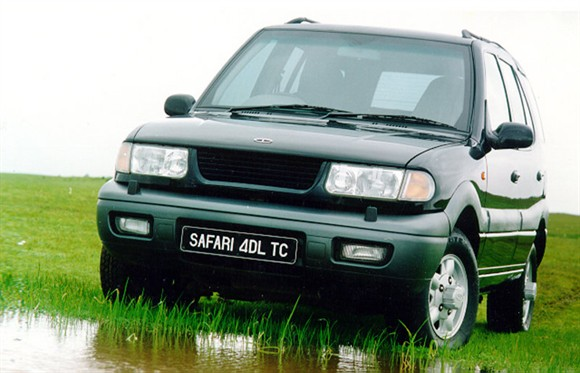 1999 Tata Safari #6