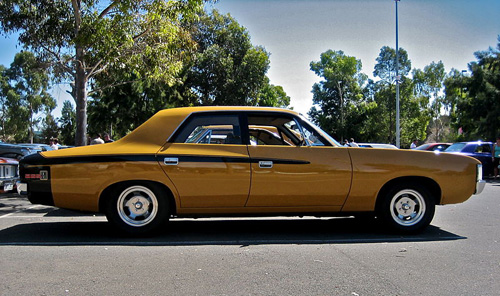 1973 Chrysler Valiant #5