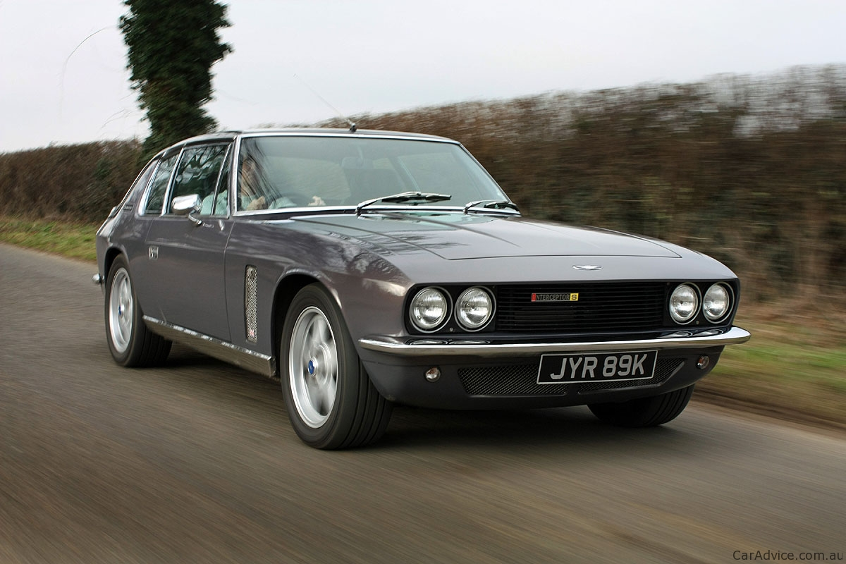 Jensen Interceptor #6