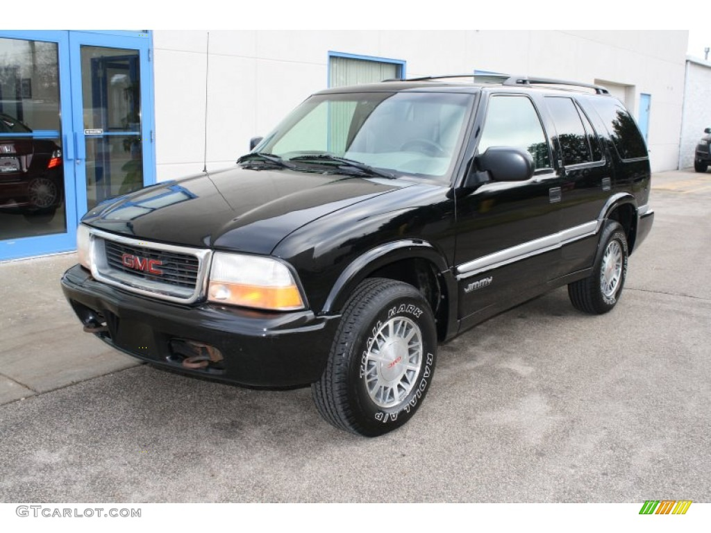 2000 GMC Jimmy #10