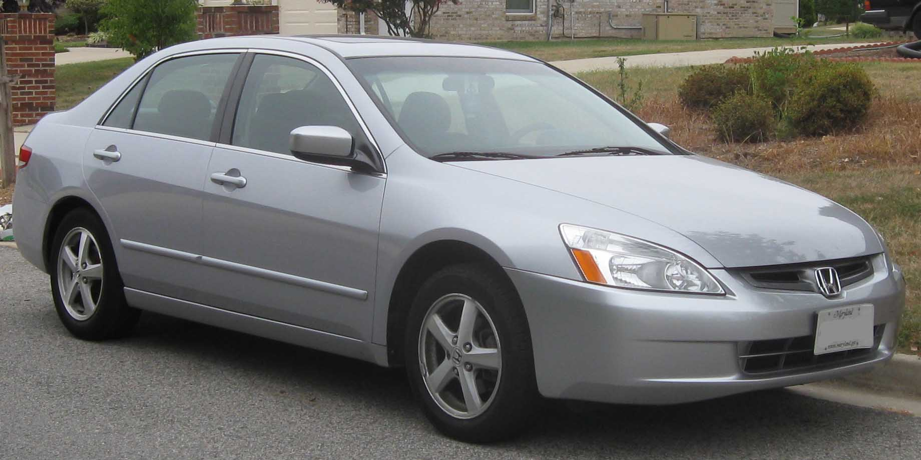 2004 Honda Accord #11
