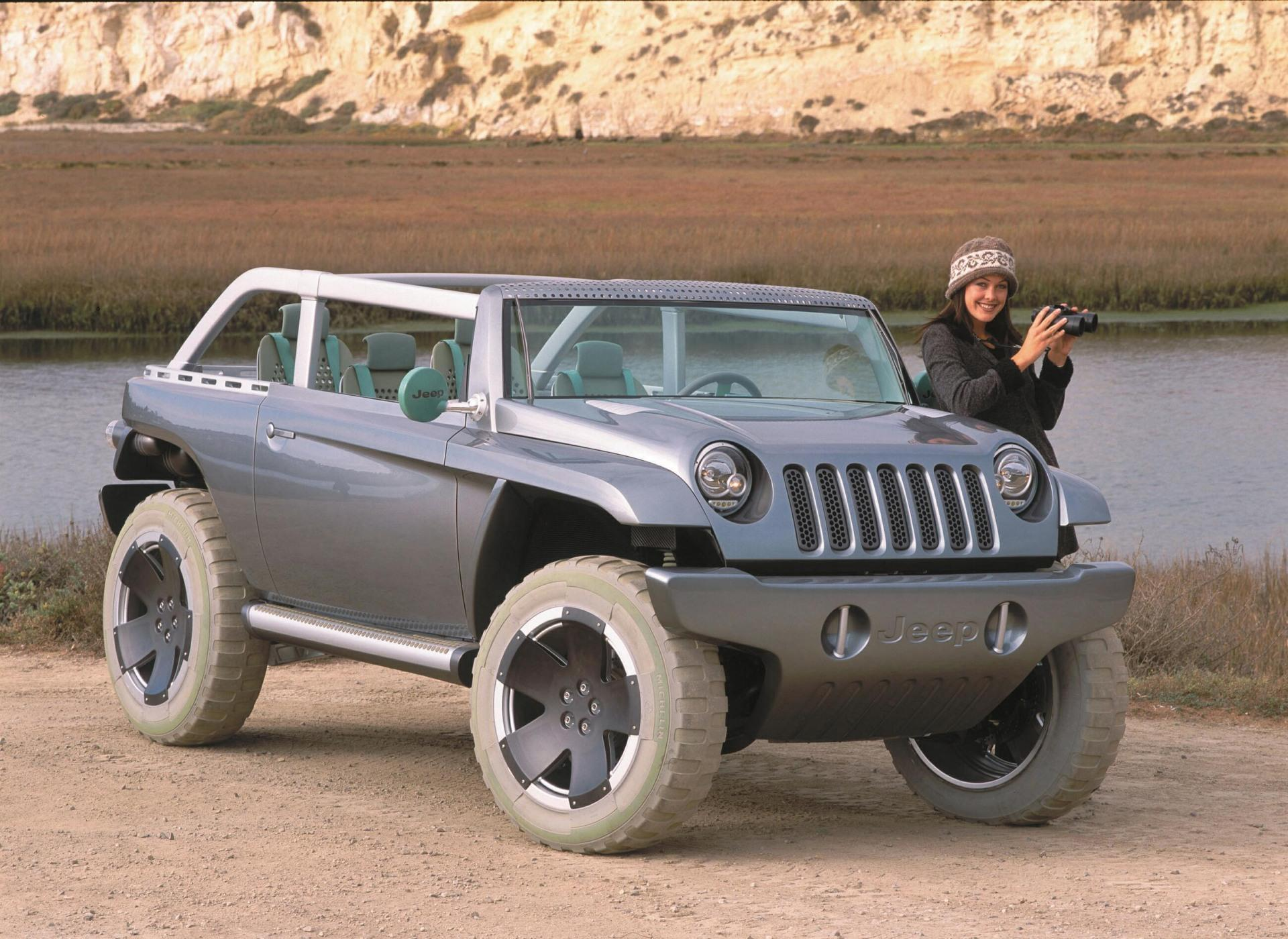 2001 Jeep Willys #1