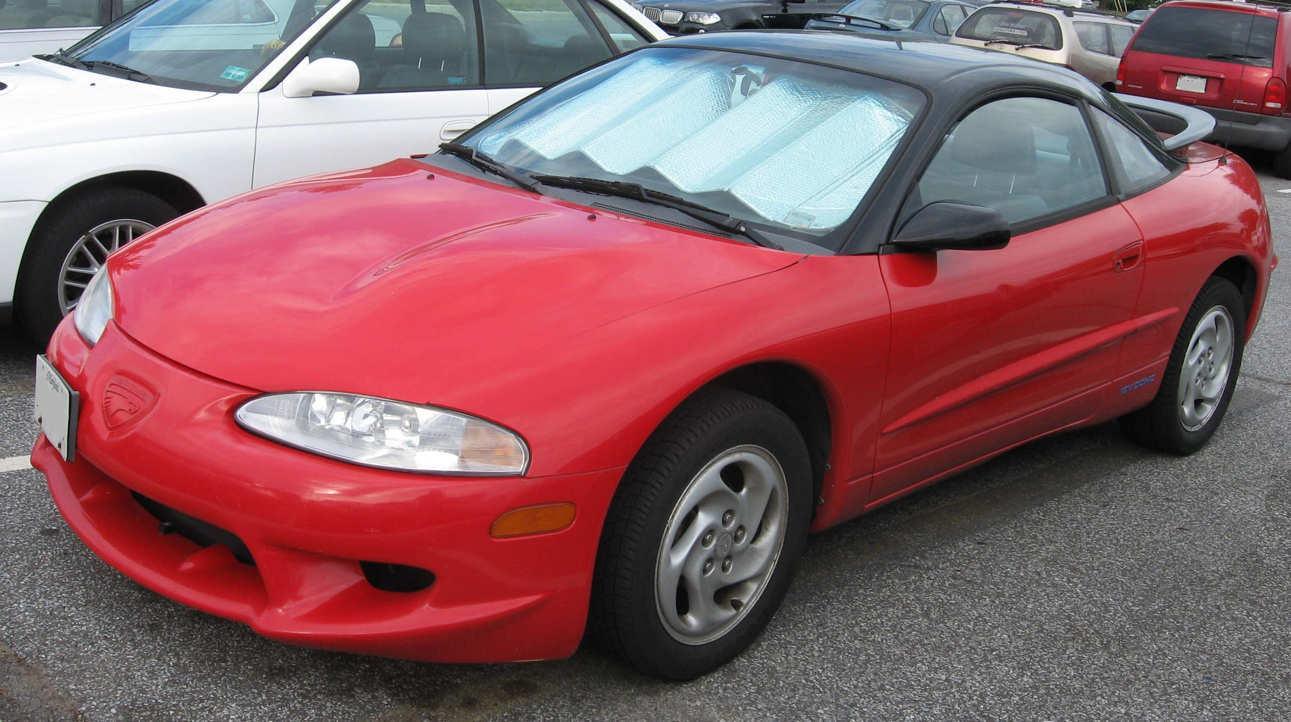 Eagle Talon #1