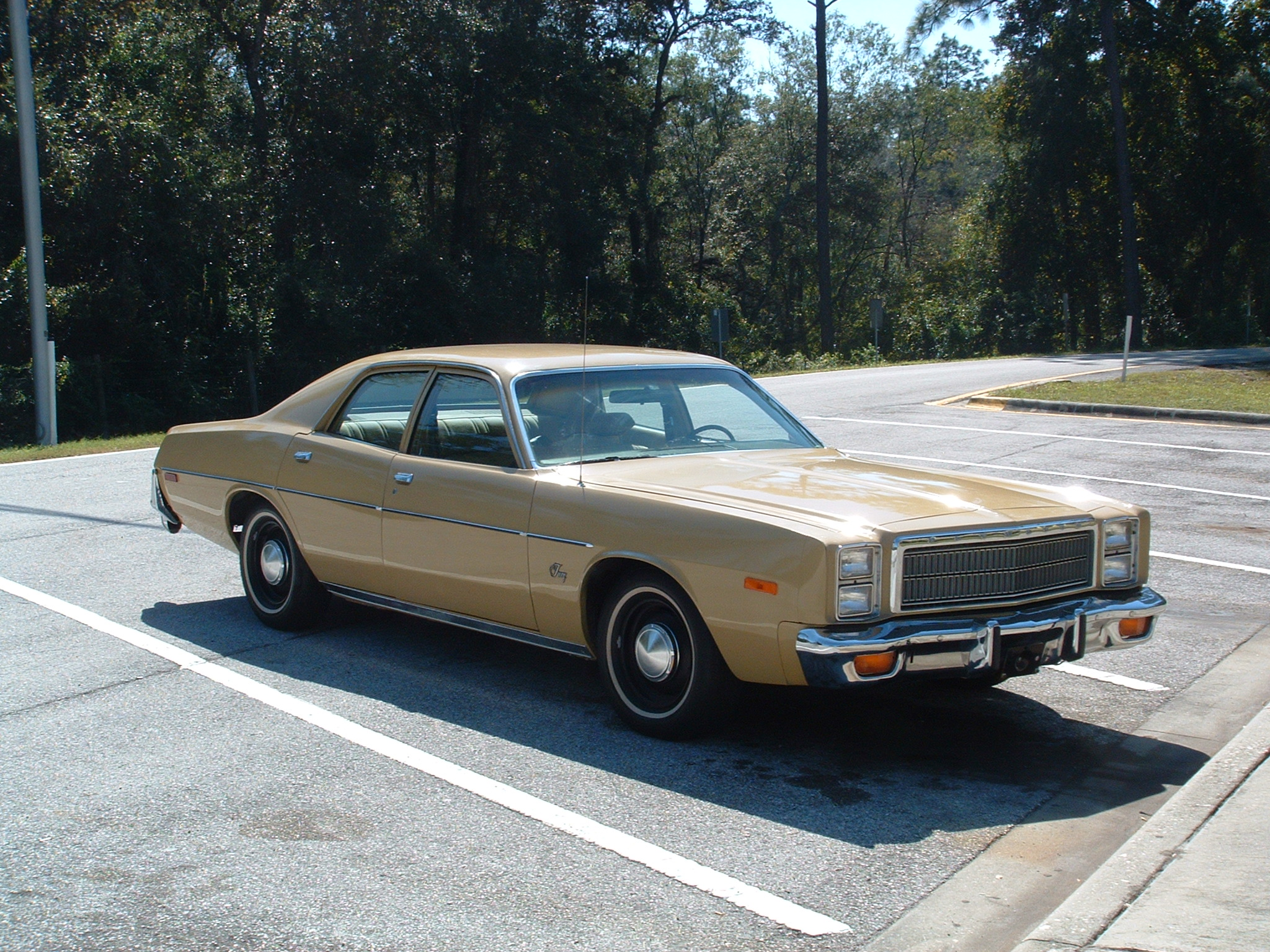 1975 Plymouth Volare #7