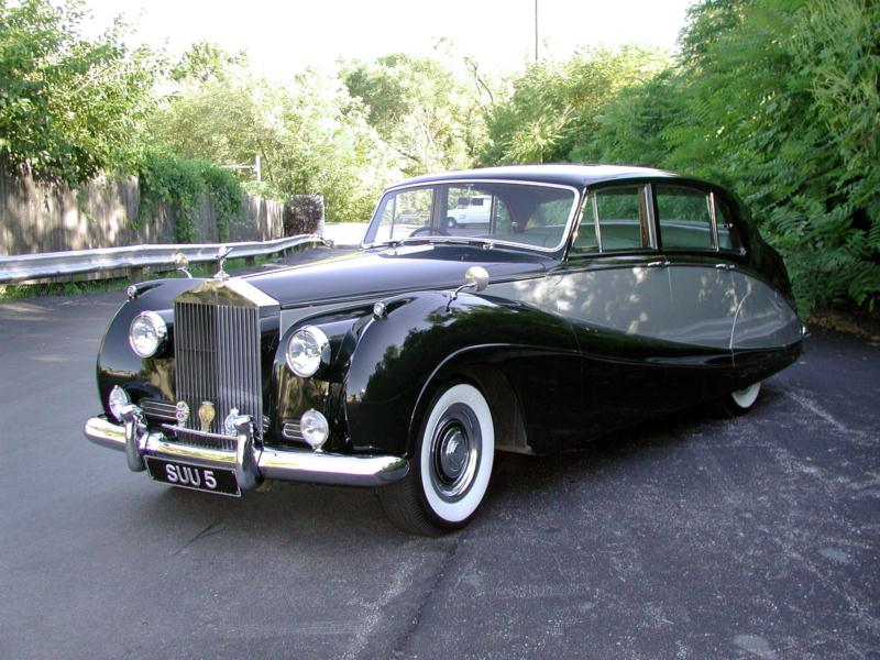 1958 Rolls royce Silver Cloud #16