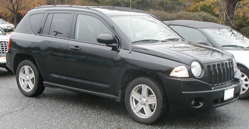 Great 2007 Jeep Compass #8