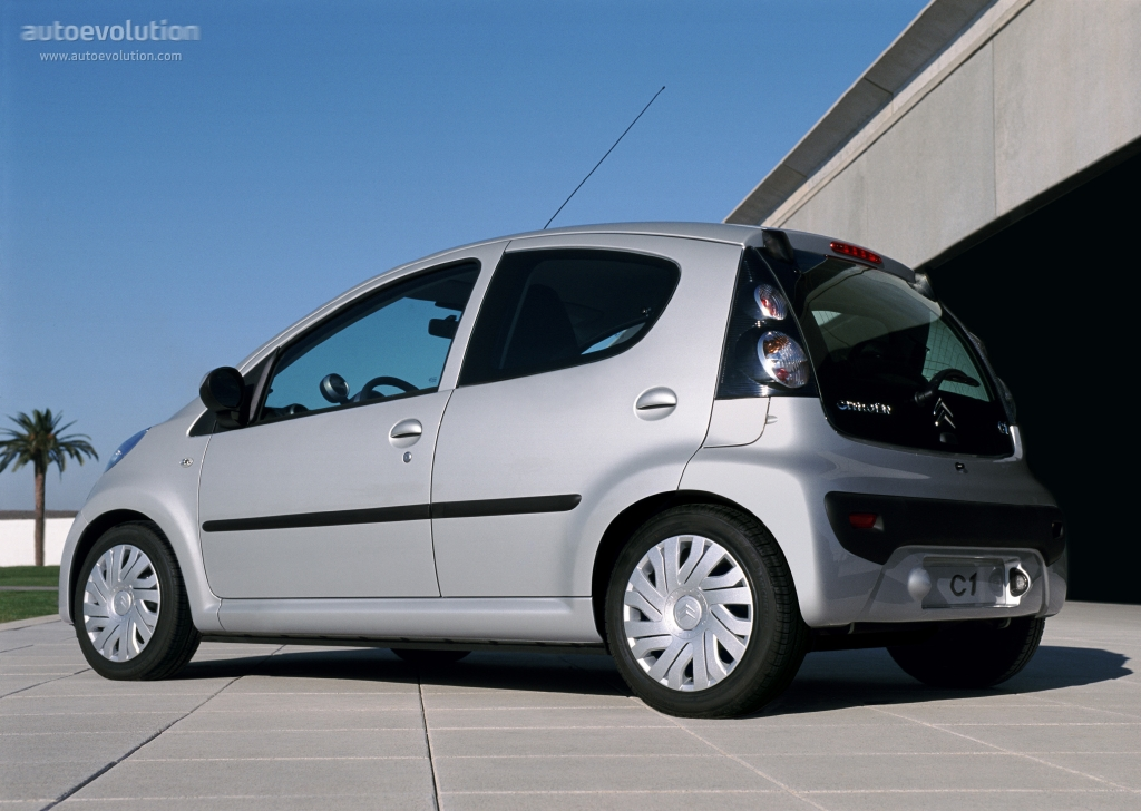 2005 citroen c1 photos informations articles. Black Bedroom Furniture Sets. Home Design Ideas